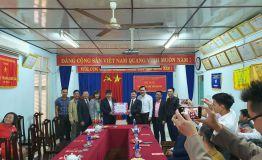 Phó Chủ Tịch UBND TP. Đà Nẵng thăm và chúc tết Công ty